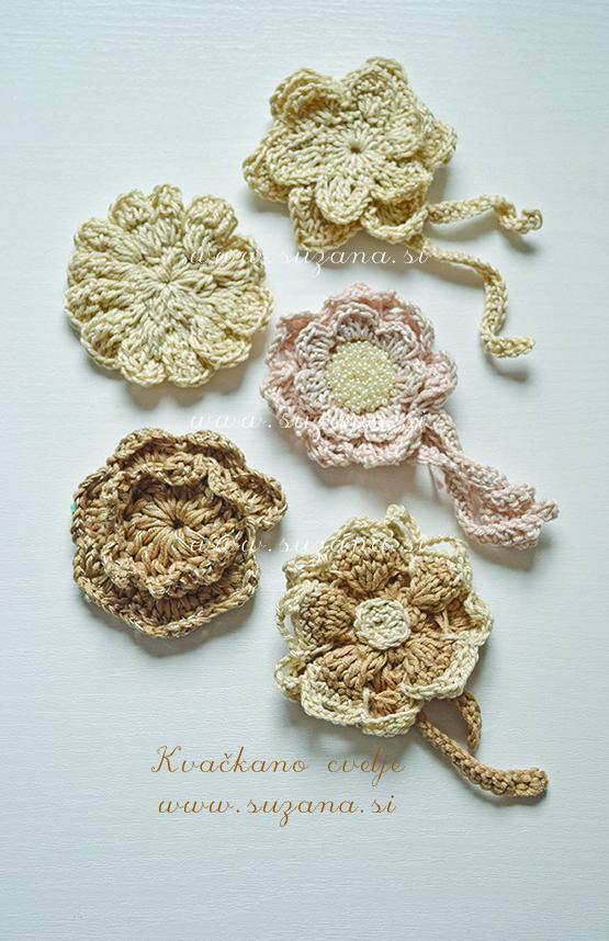 Kvačkano cvetje